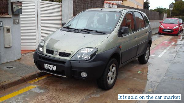 Renault/Scenic,2.0(2001 y.)