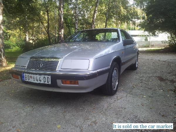Chrysler/Le Baron,2.5(1991 y.)