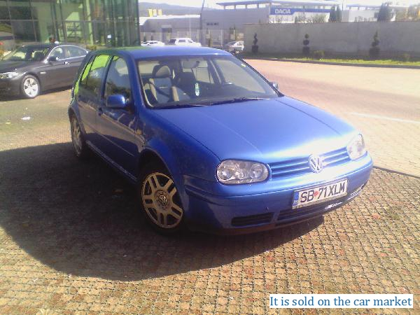 Volkswagen/Golf 5,1.4(2000 y.)