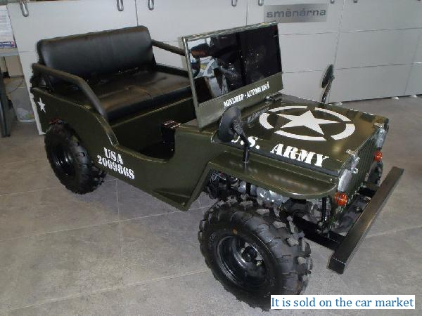 Jeep/Willys,0.2(2015 y.)