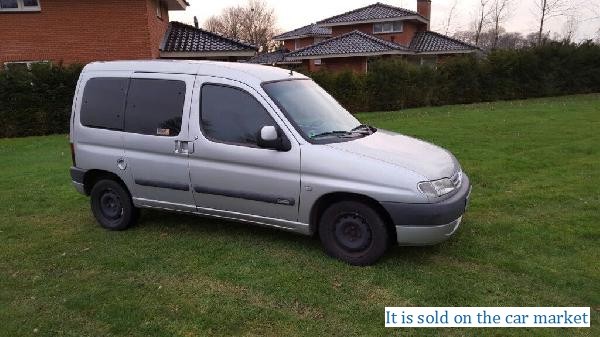 Citroen/Berlingo,1.4(2000 y.)