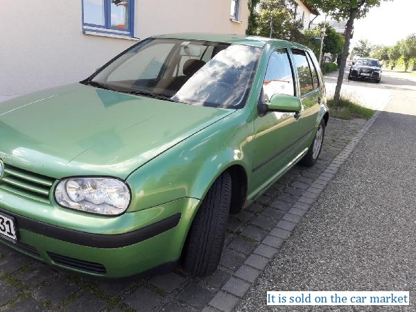 Volkswagen/Golf 4,0.0(1999 y.)