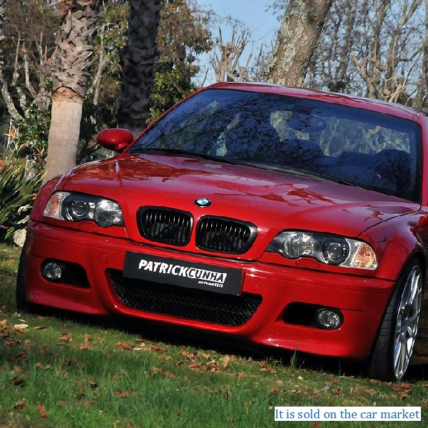 BMW/3 Series M3 Coupe,0.0(2001 y.)