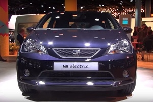 The first review of the Seat Mii electric
