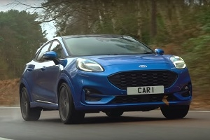First introduction to Ford Puma