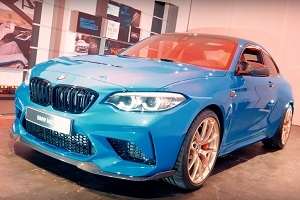 Review of the hardcore BMW M2 CS