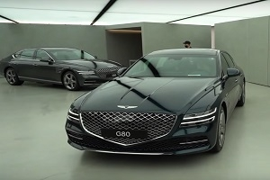 Hyundai has updated the Genesis G80