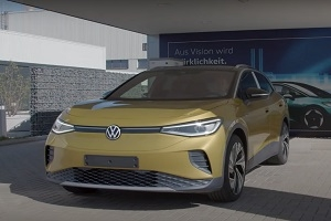 The first video of the new Volkswagen ID.4