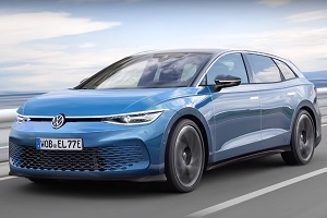 VW ID.7 can replace the model called Passat