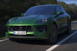 The Germans have updated the Porsche Macan GTS