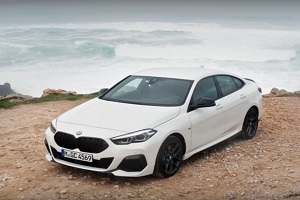 BMW 2-Series Gran Coupe test drive