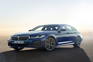 BMW has updated the 5-Series models