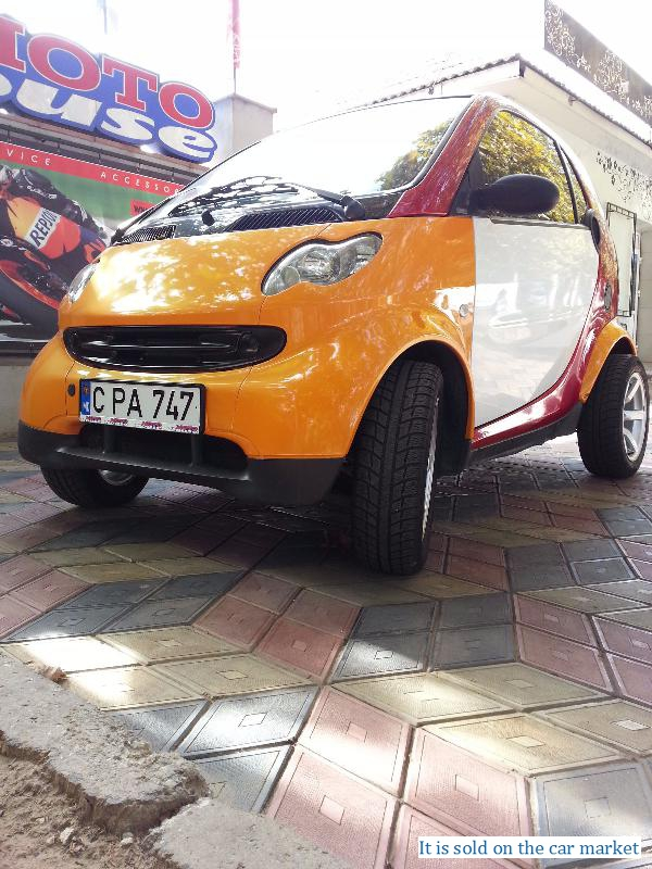 Smart/ForTwo,1.0(2005 y.)