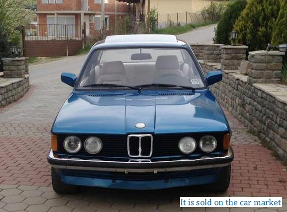 BMW/3 Series Coupe,2.3(1981 y.)