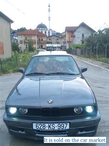 BMW/3 Series Coupe,1.6(1989 y.)