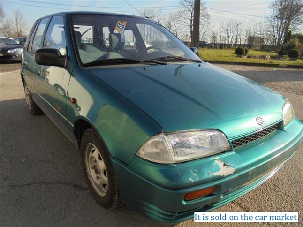 Suzuki/Swift,1.3(1996 y.)