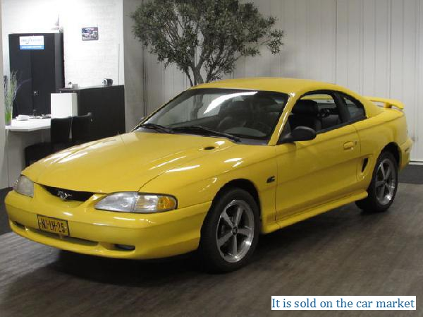 Ford/Mustang,5.0(1996 y.)