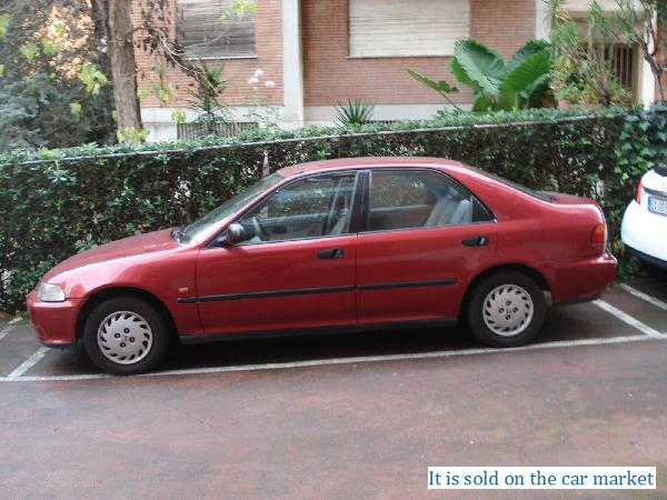 Honda/Civic,1.5(1993 y.)