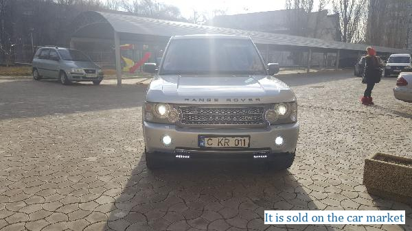 Land Rover/Range Rover Vogue,3.6(2007 y.)