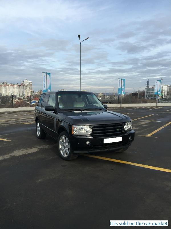 Land Rover/Range Rover Vogue,3.6(2008 y.)