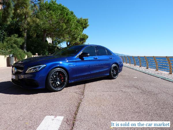 Mercedes-Benz/C-class sedan,4.0(2015 y.)