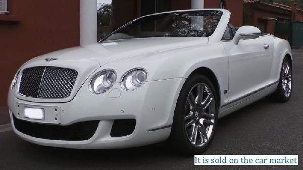 Bentley/Continental,6.0(2010 y.)