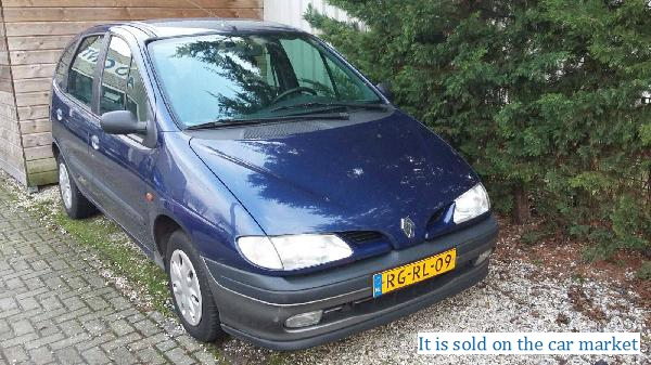 Renault/Scenic,1.6(1997 y.)