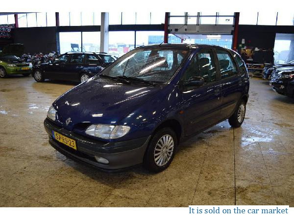 Renault/Scenic,1.6(1998 y.)