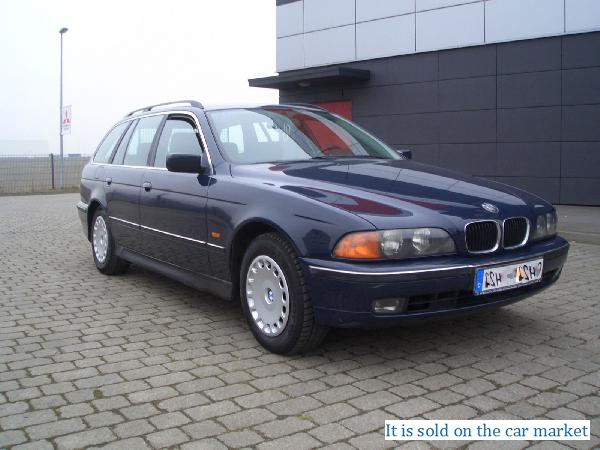 BMW/5 Series Touring,2.5(2000 y.)