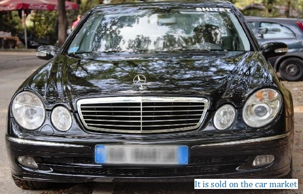 Mercedes-Benz/E-class sedan,2.8(2005 y.)