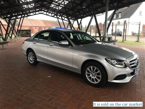 Mercedes-Benz/C-class sedan,4.0(2014 y.)