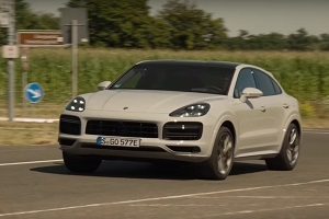 The Germans unveiled the most powerful version of the Porsche Cayenne Turbo S