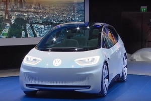 Official video of Volkswagen I.D.
