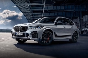 The brand new M Performance has been presented on the new BMW X5