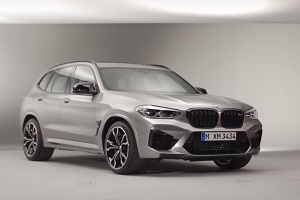 BMW has introduced sports modifications to the X3M and X4M SUVs on the market