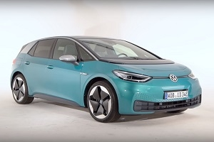 Volkswagen ID.3 is the future replacement of the Golf model