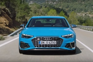 We meet the new Audi S4 3.0 TDI